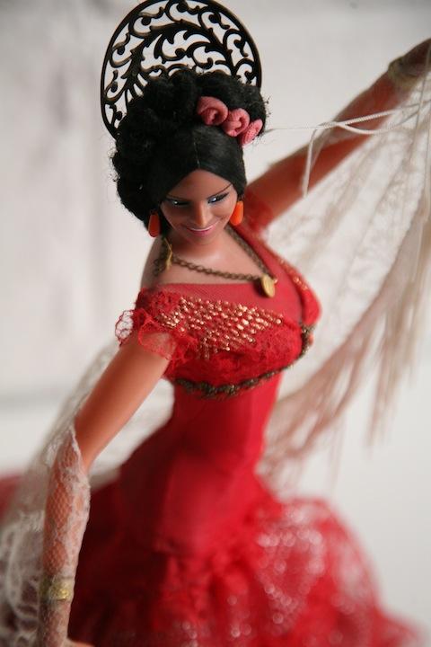 1950s Flamenco Dancer