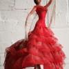 1950s Flamenco Dancer 1