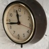 1950s Smiths Bakelite Clock1