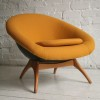 1960s Lurashell Chair Small