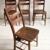 2 Chapel Chairs