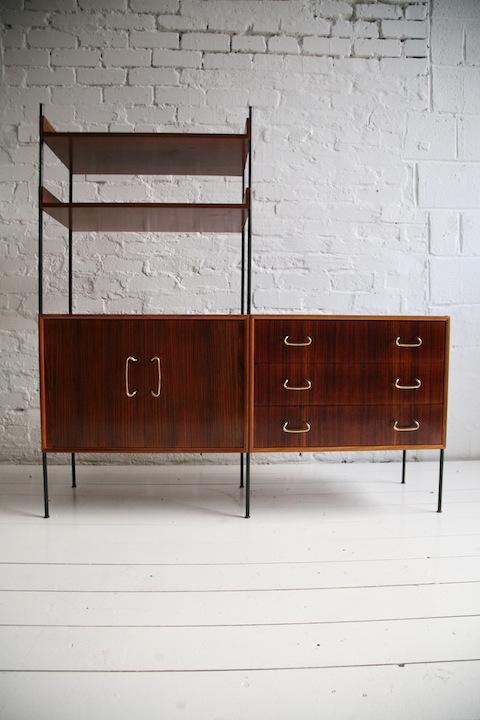 Rosewood 1950s Sideboard by Peter Hayward1