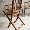 Set of 6 Vintage Folding Chairs 3