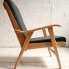 1950s Beech Armchair.2