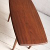 1960s Afromosia Coffee Table 1