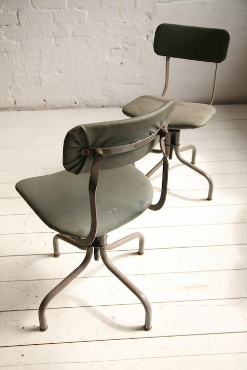 Pair of Tansad Desk Chairs