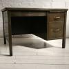 Vintage Steel Desk 1