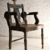 Vintage Victorian Barbers Chair2