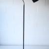 1950s Brass Black Floor Lamp2