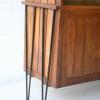 1950s Hairpin Leg Display Cabinet1