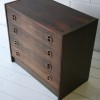 Danish Rosewood Chest of Drawers 2