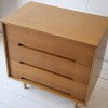 Oak Chest of 3 Drawers by Stag1