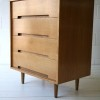 Oak Chest of 4 Drawers by Stag1
