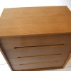 Oak Chest of 4 Drawers by Stag3