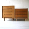 Oak Chest of 4 Drawers by Stag4