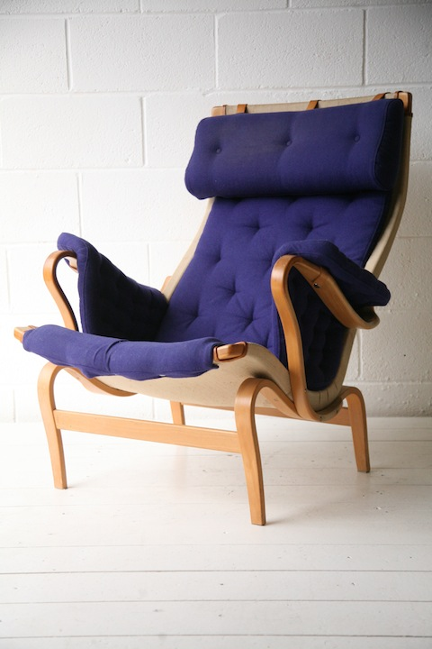 Pernilla Chair by Bruno Mathesson