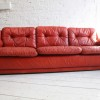 Red 1970s Sofa1