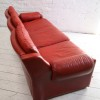 Red 1970s Sofa3