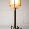 1940s Table Lamp and Shade
