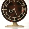 1950s Smiths Glass Mantle Clock