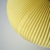 1950s Yellow Ceiling Light Shade2