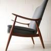 1960s Teak Chair by Westnofa Norway