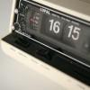 Copal Flip Clock Radio