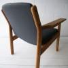 Danish Oak Armchair by Jorgen Baekmark 2