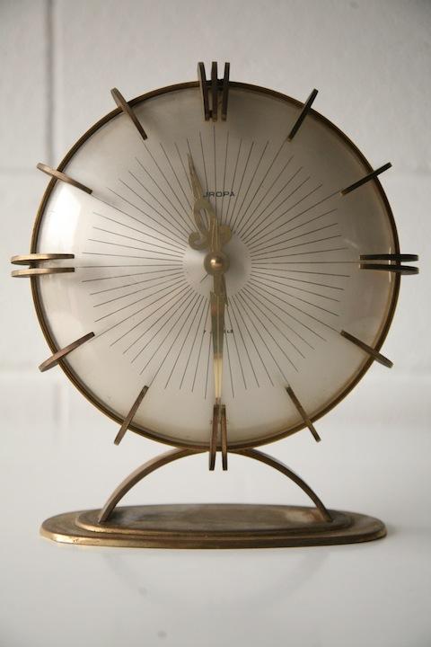 Europa Mantle Clock