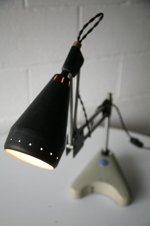 Industrial Laboratory Lamp1