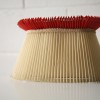 Pleated 1950s Bedside Lamp2