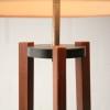 Teak 1960s Floor Lamp1