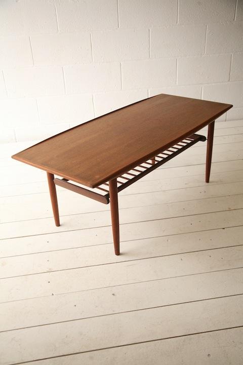 Teak Danish Coffee Table