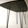 1950s Hairpin Dining Table 1