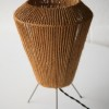 1950s String Table Lamp