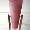 1960s Pink Rocket Lamp1