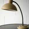 Cream 50s Desk Lamp