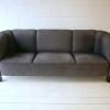 Josef Hoffmann 'Palais Stoclet' Sofa for Wittman 1