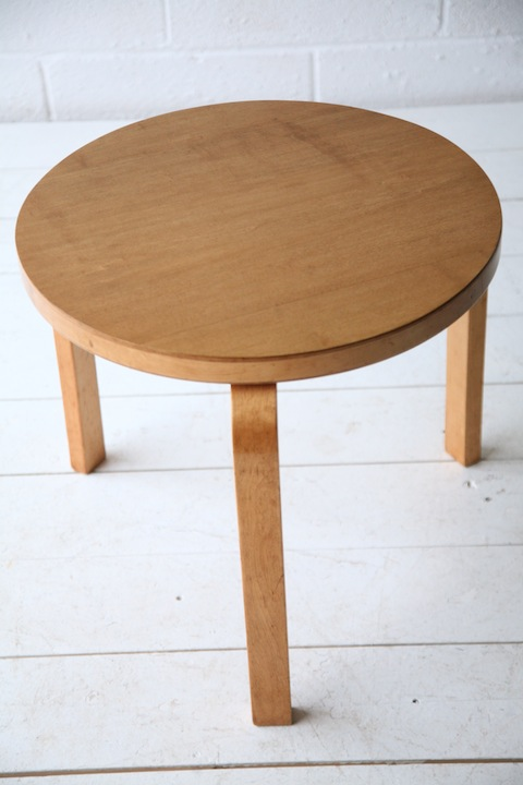 Side Table by Alvar Aalto