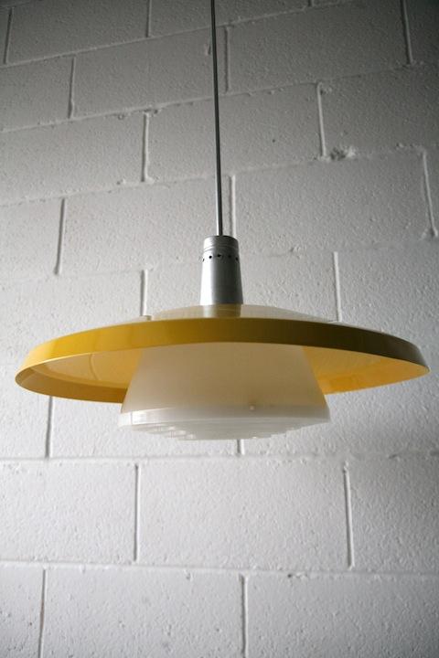 1960s Ceiling Lights x 6