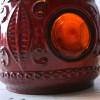 1960s Ceramic West German Floor Lamp by Bay1