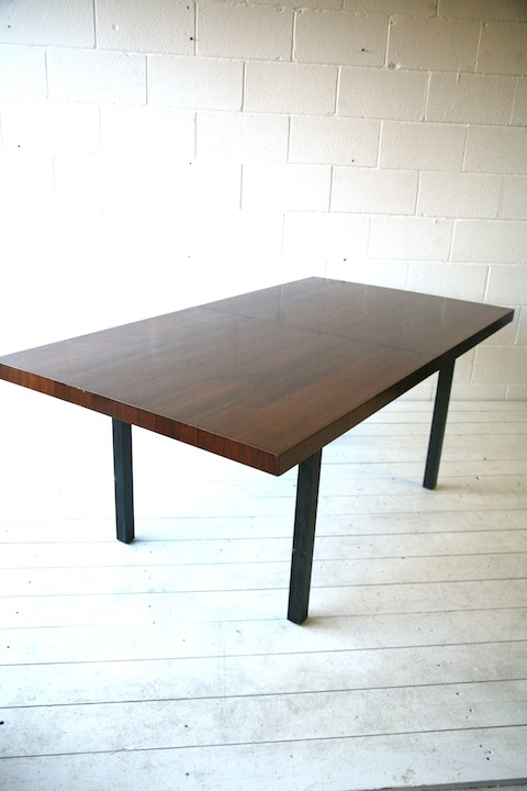 1960s Milo Baughman Dining Table for Directional USA