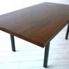 1960s Milo Baughman Dining Table for Directional USA1