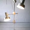 1970s Aluminium Floor Lamp