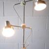 1970s Aluminium Floor Lamp 1