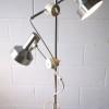 1970s Aluminium Floor Lamp 3
