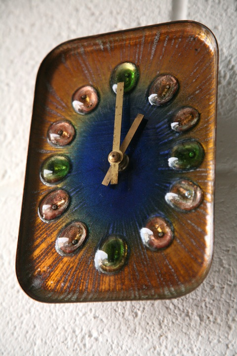 Vintage Wall Clock by Westerstrands