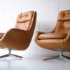 1960s Swivel Chairs Made in Sweden 1