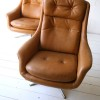 1960s Swivel Chairs Made in Sweden 5