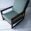 Afromosia Rocking Chair by Furniture Productions 1